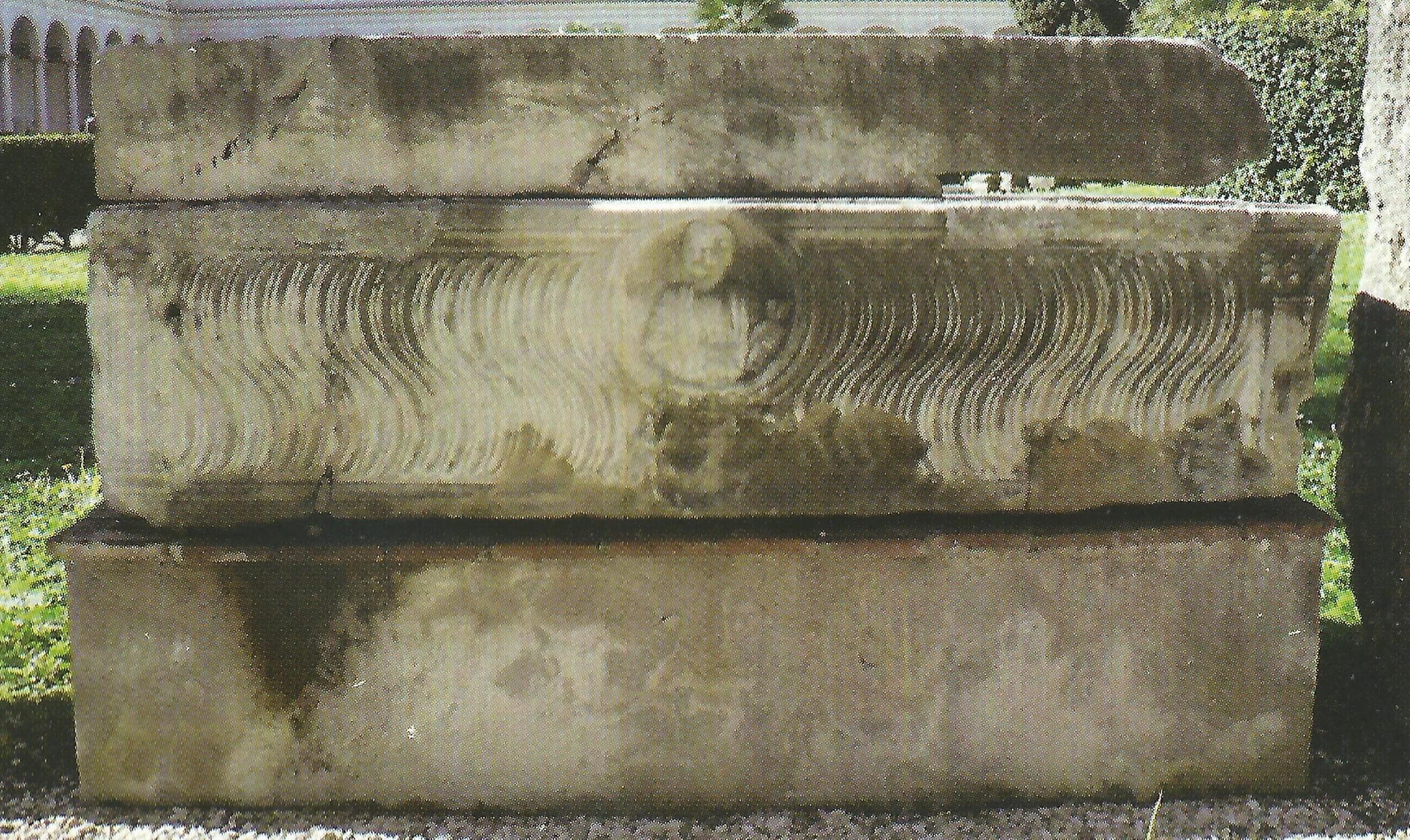 Sarcofago conservato nel Museo Nazionale Romano